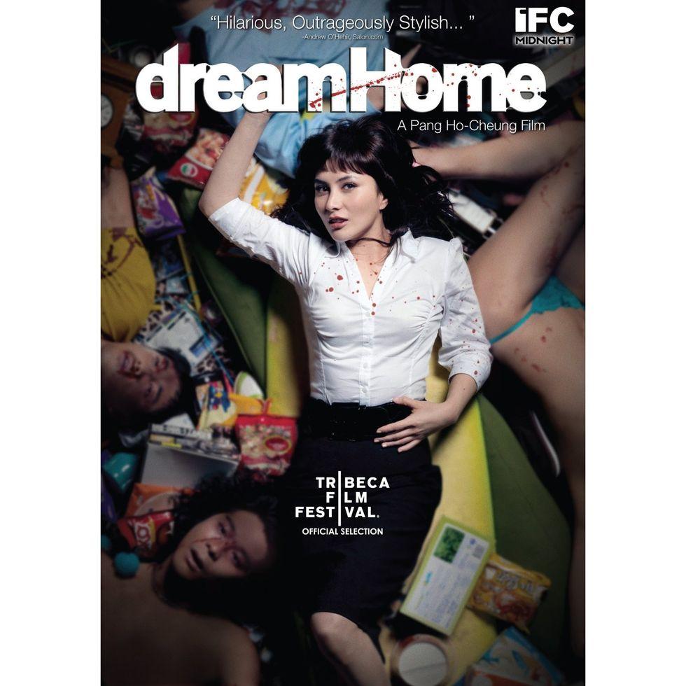 Uniquely Deranged Dream Home On DVD