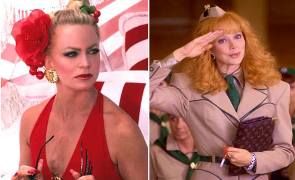 Mr. Mickey's Question du Jour: Goldie Hawn vs. Shelley Long -- Who is the Queen of Comedy?