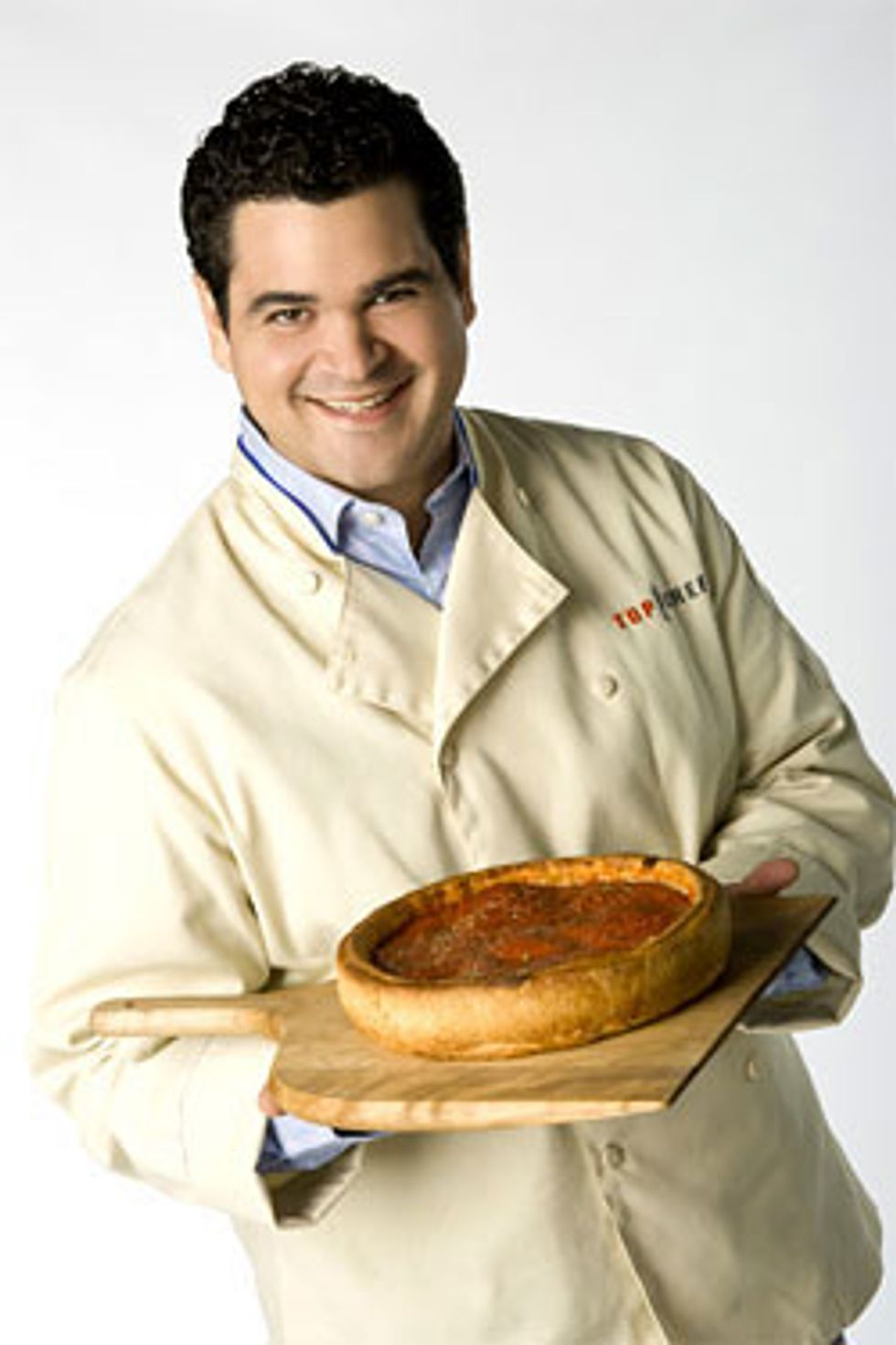 Chef Manuel Treviño Talks Marble Lane