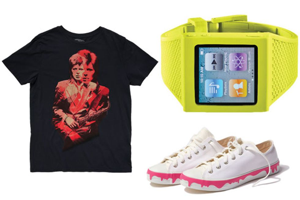 The Sound of Style: Three Fab Items That Meet at the Intersection of Fashion and Music