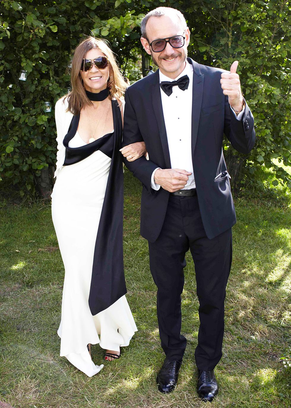 Mr. Mickey's 6 Favorite Photos from Kate Moss's Wedding