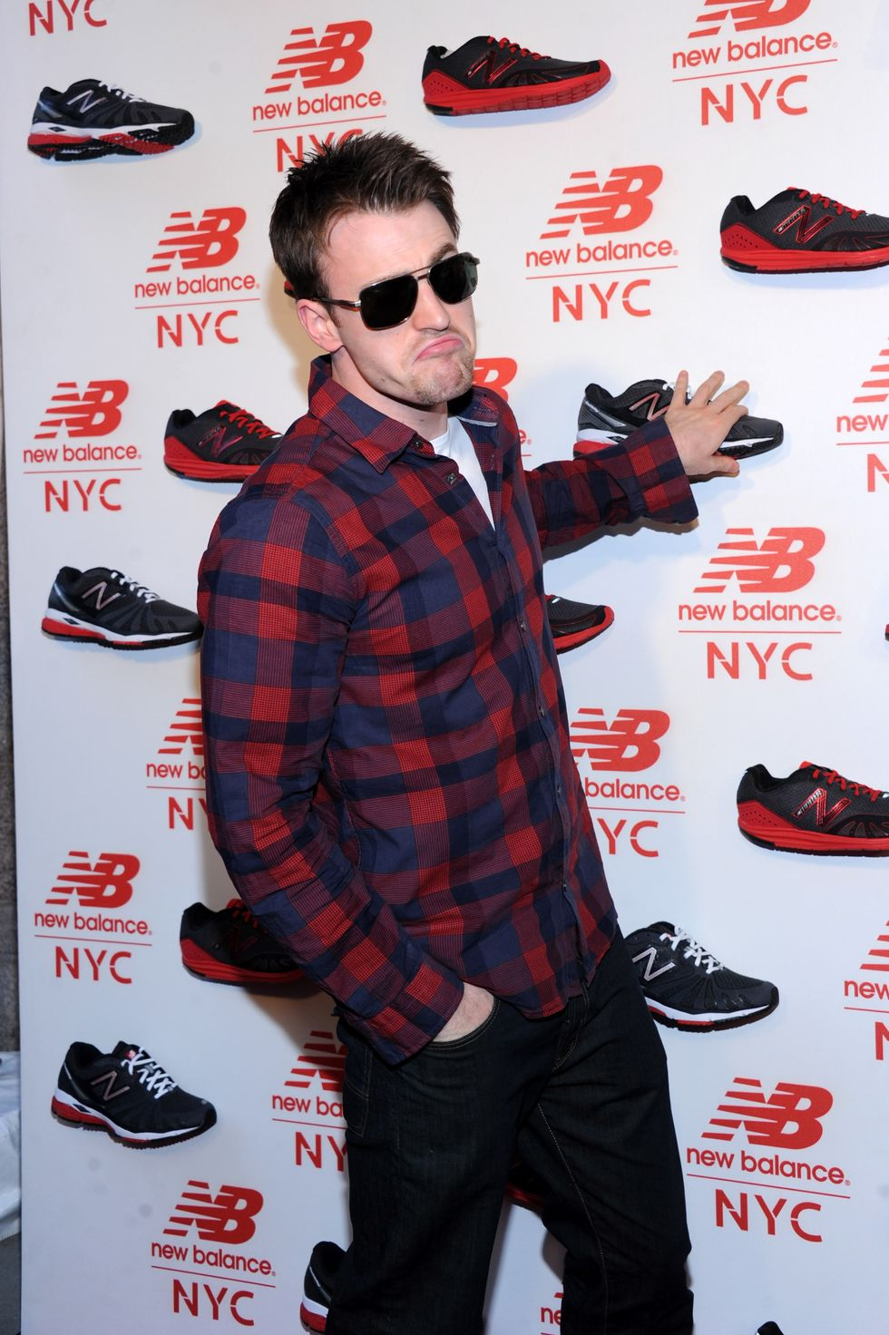 Sneaks Peak: Scenes From the New Balance Store Opening