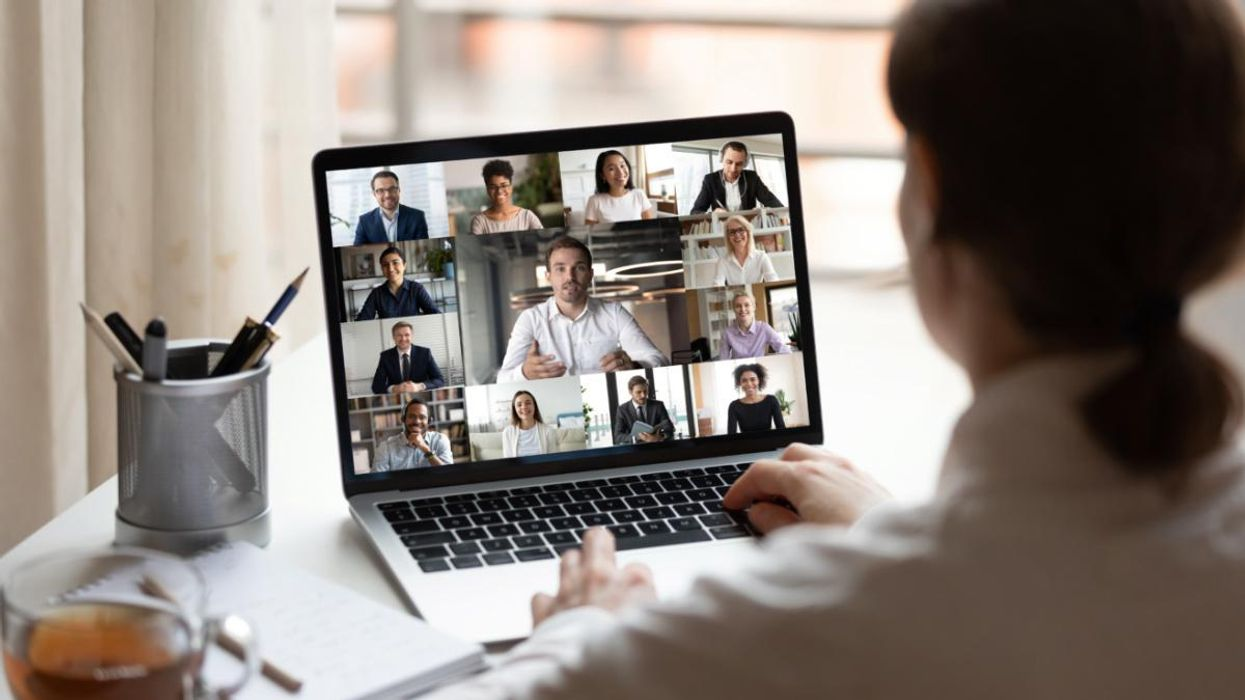 Virtual Meetings Are Gaining Acceptance Due to COVID-19 Pandemic