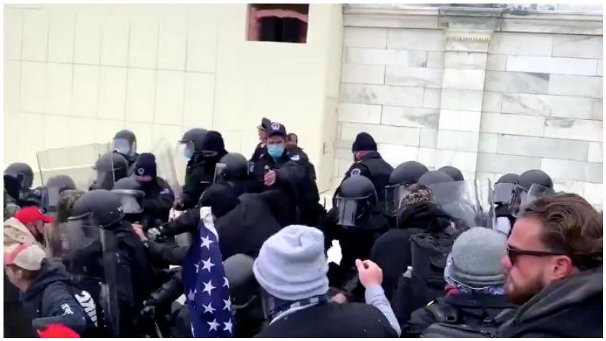 Expert: Trump's Capitol mob highlights 5 reasons why we shouldn't underestimate far-right extremists