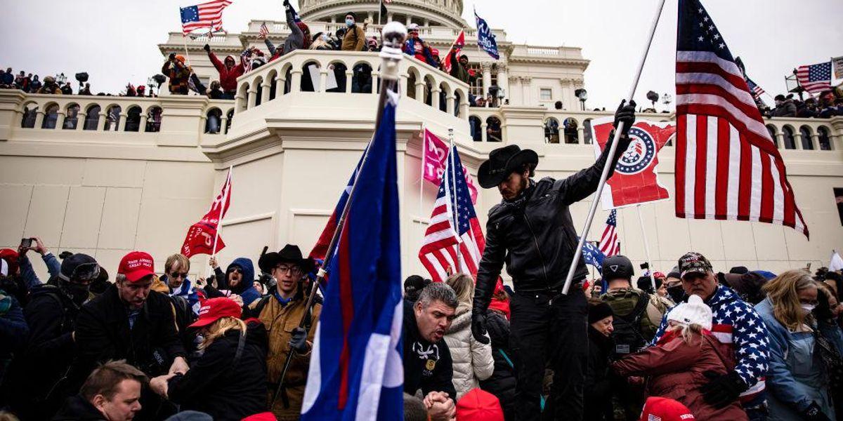 Ivanka Trump Calls Capitol Mob 'Patriots' in Deleted Tweet