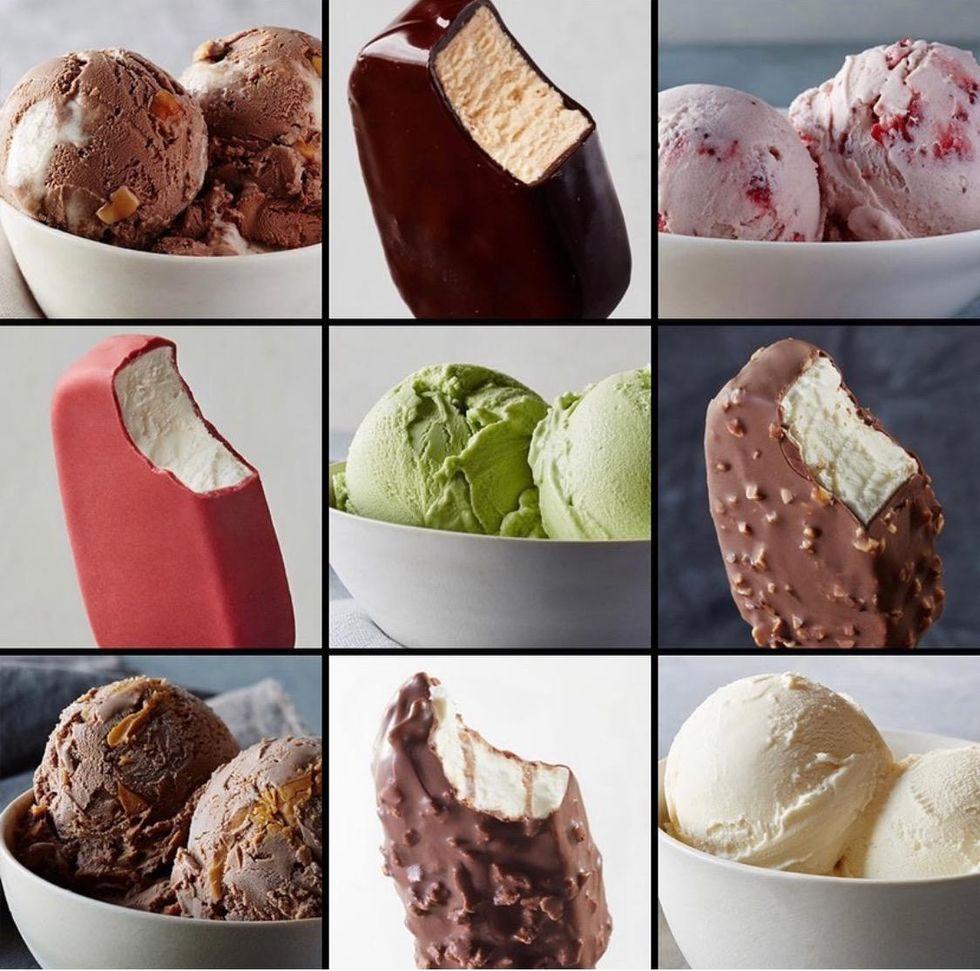 My 8 Favorite Häagen-Dazs Flavors, Ranked