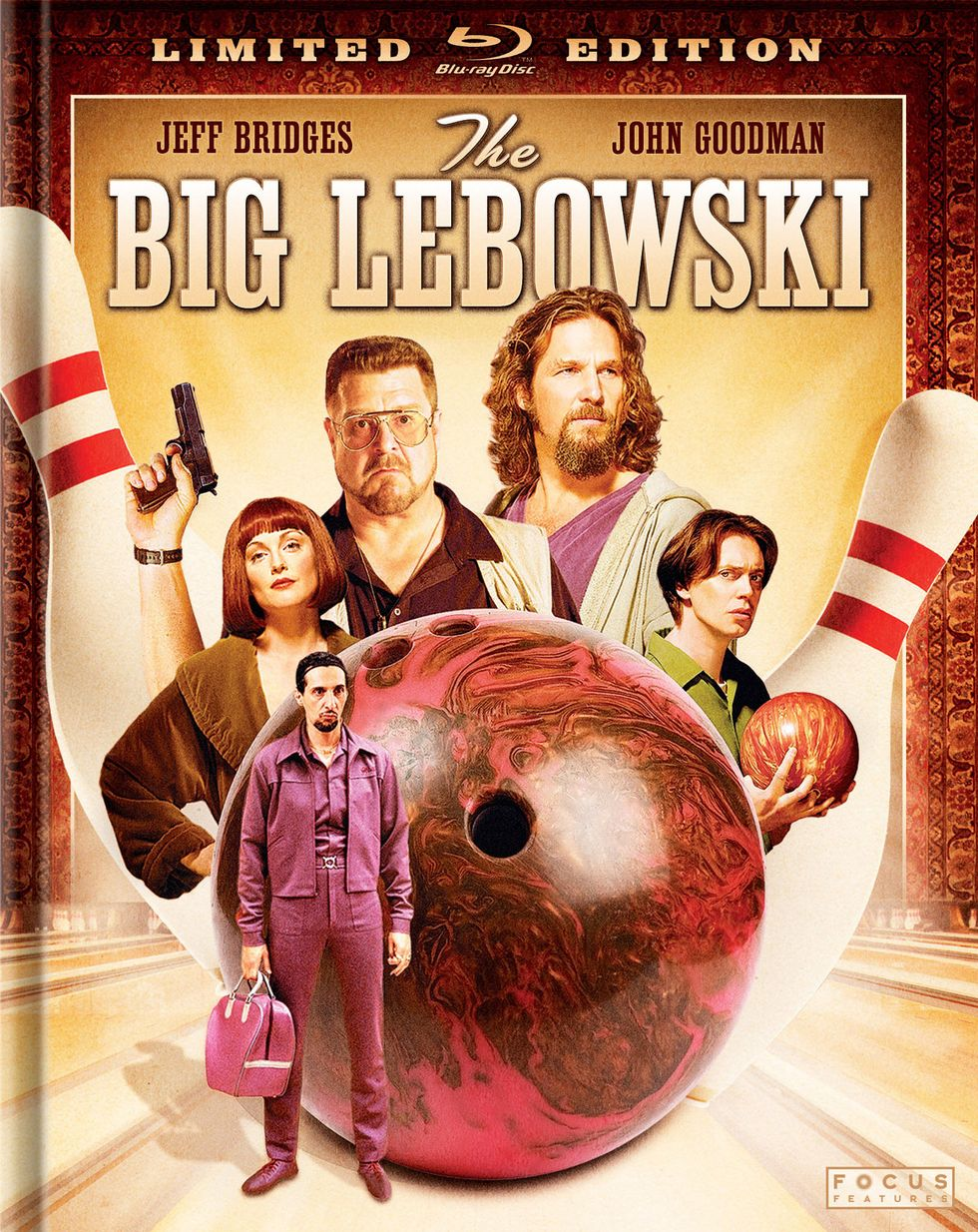 The Dude Abides: The Big Lebowski On Blu-ray