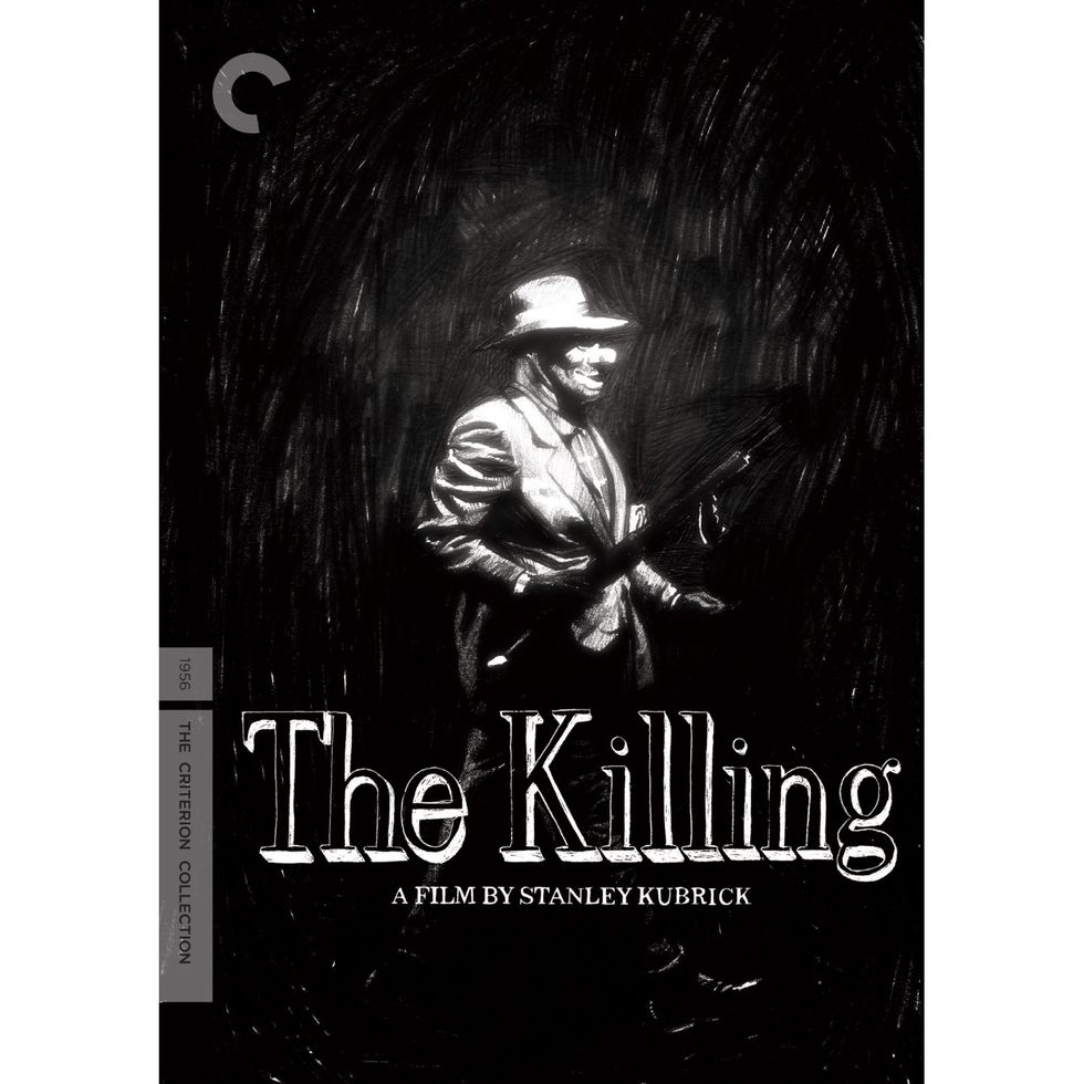 Stanley Kubrick's Gritty Film Noir The Killing On Criterion DVD
