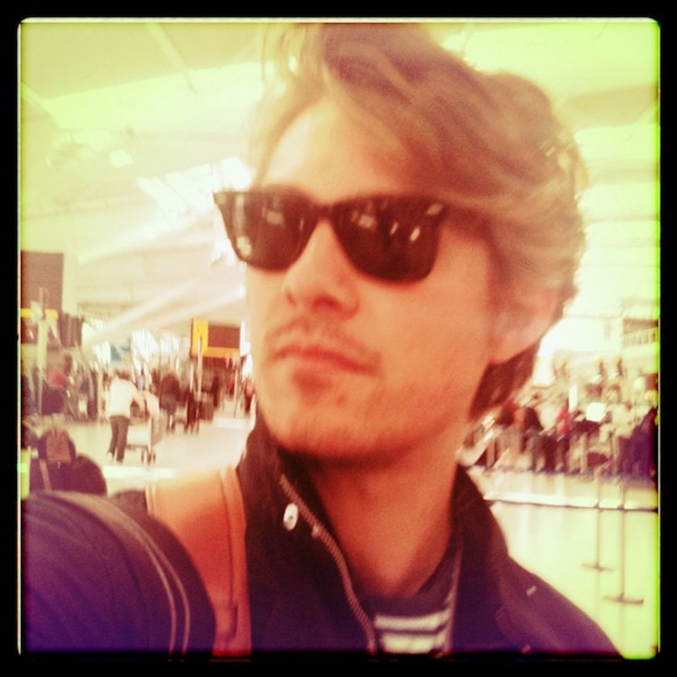 In Between the Main Attractions: Taylor Hanson's Report From the Road