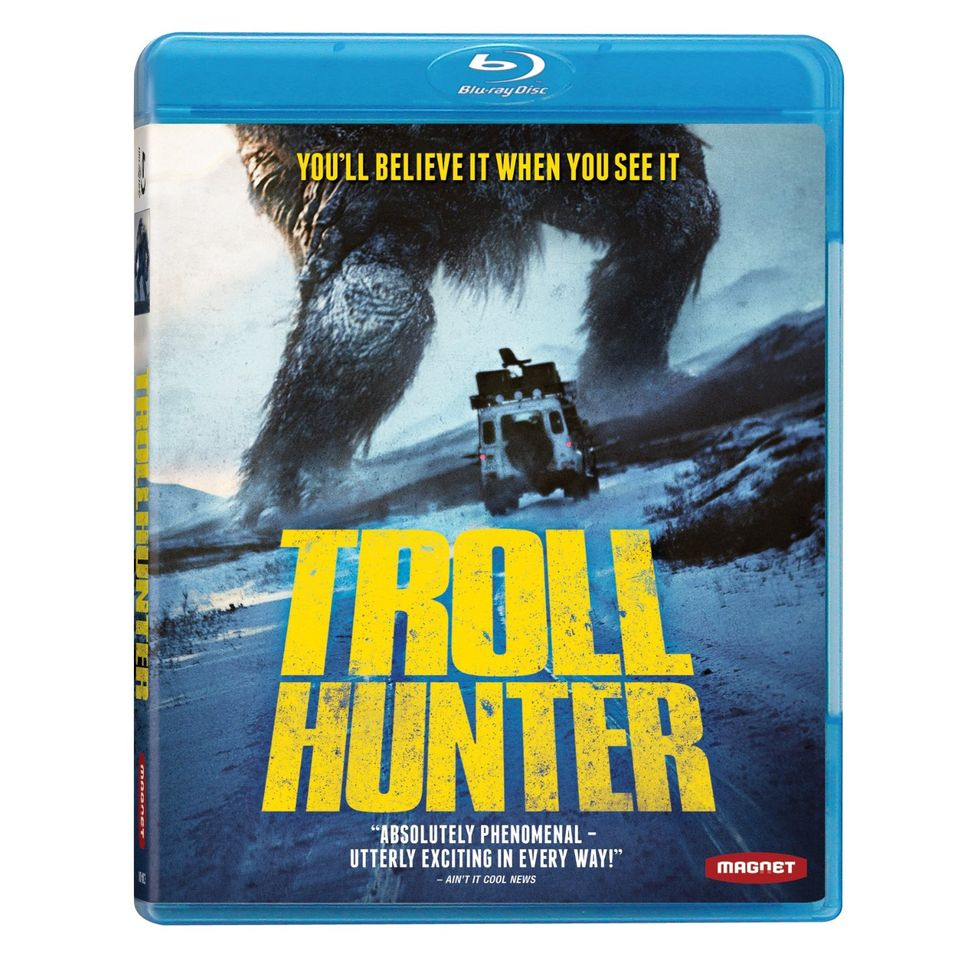 Enjoyably Sardonic Troll Hunter On Blu-ray & DVD