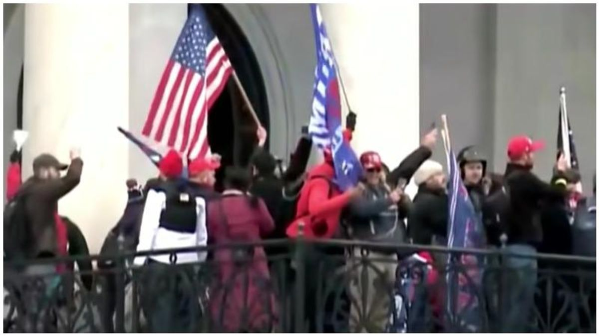 Ohio education official and county GOP groups helped send Trump supporters to violent DC protest