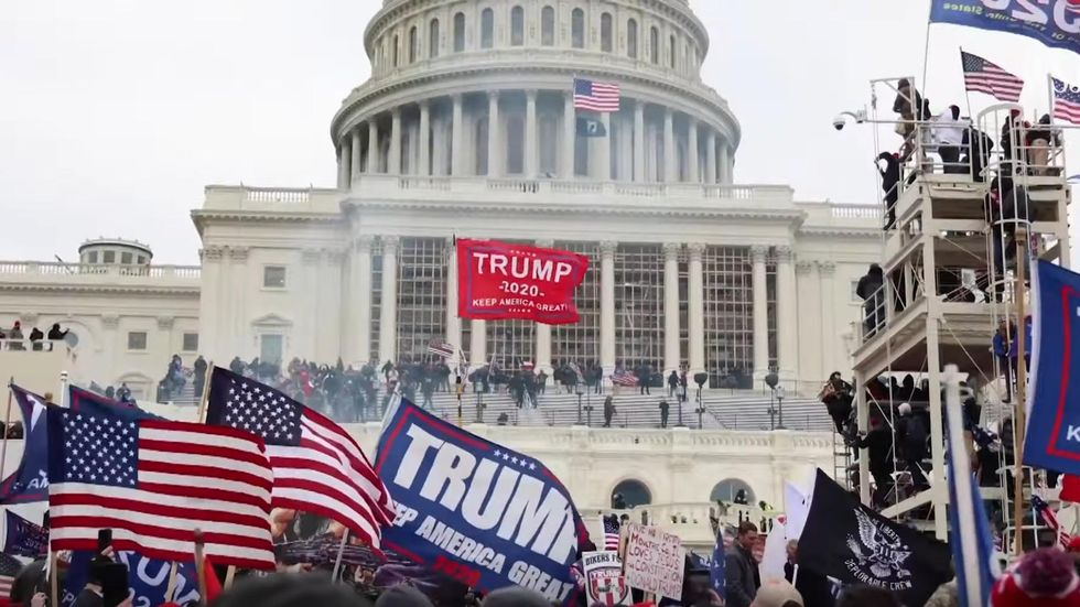 We All Saw America's Double Standard On Protests When Trump Supporters Stormed The Capitol