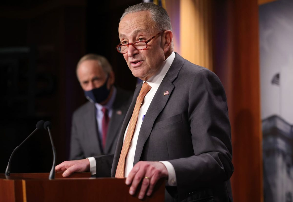 Chuck Schumer: New US Senate leader faces trial by fire
