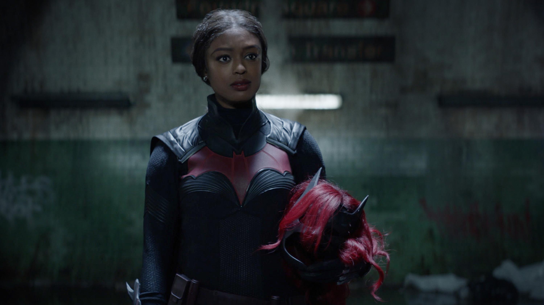 Javicia Leslie as Ryan Wilder/Batwoman