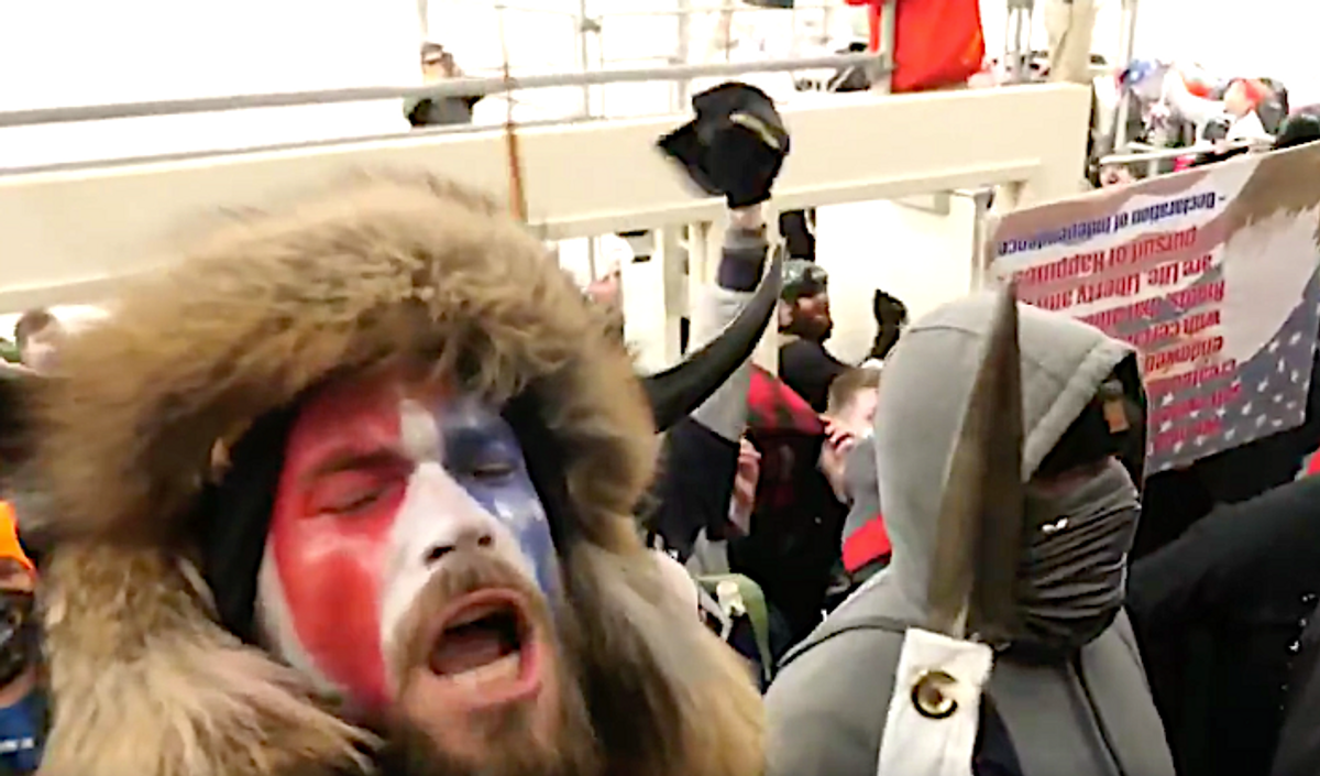 Facial recognition company disputes viral story claiming it identified 'antifa' members among MAGA rioters
