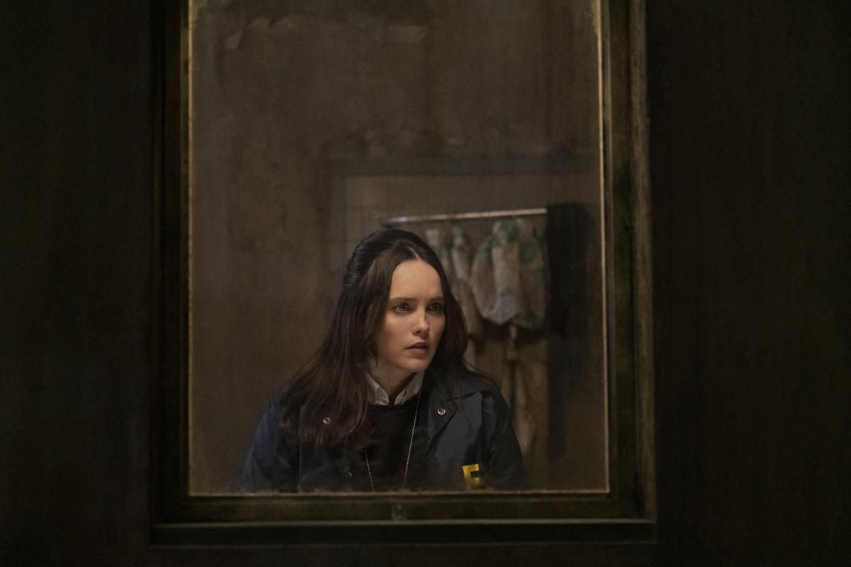 Rebecca Breeds as Clarice Starling