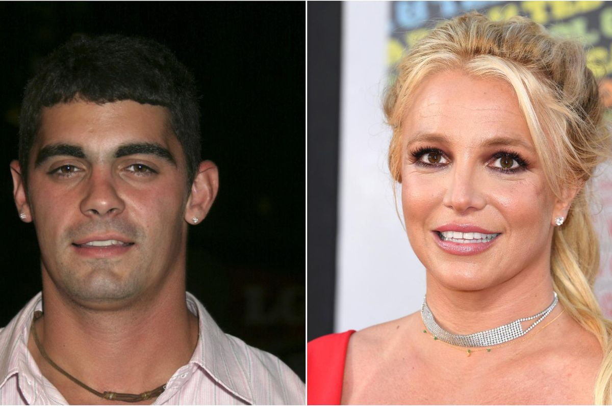 Britney Spears' Ex-Husband Helped Storm the Capitol