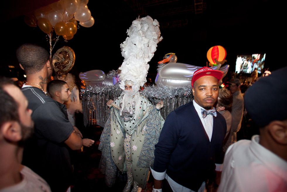 Strike a Pose: Scenes from the 21st Annual House of Latex Ball