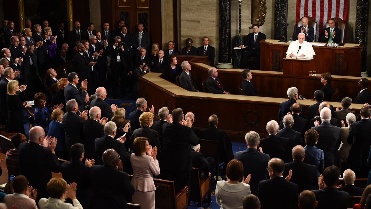 Survey shows Congress is more religious than America