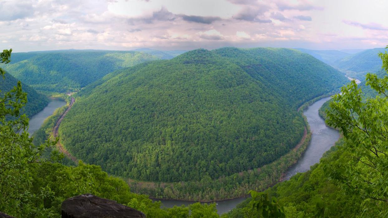 America's Newest National Park Is Also the First in West Virginia