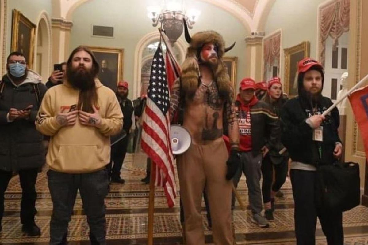 Trump's order to punish BLM protestors may result in 10-year-sentences for Capitol rioters