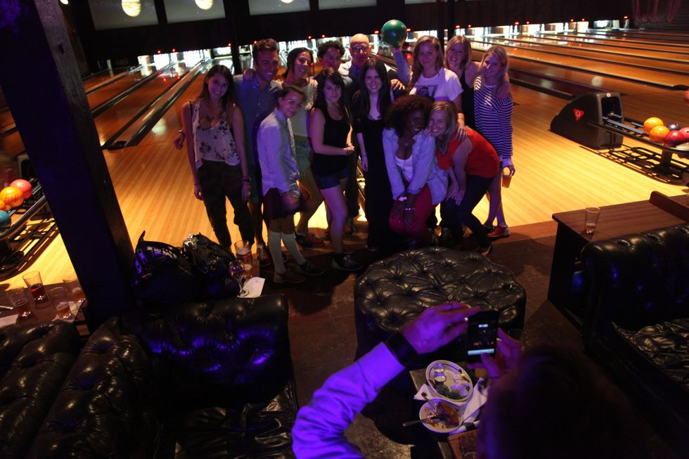 Strike! PAPER's Staff Bowling Party at Brooklyn Bowl