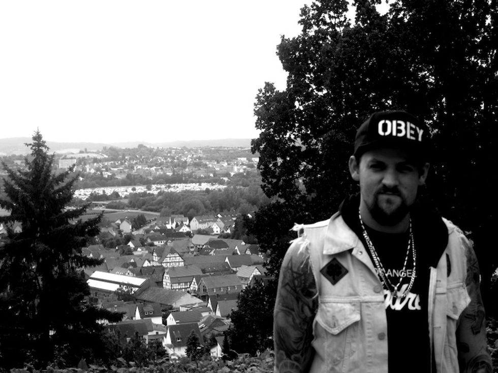 Joel Madden Takes Us To Europe, Part Deux