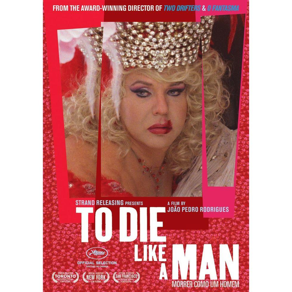 The Sorrowful, Sordid To Die Like A Man On DVD