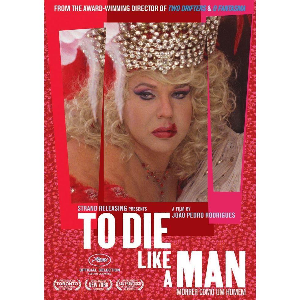 The Sorrowful, Sordid To Die Like A Man On DVD