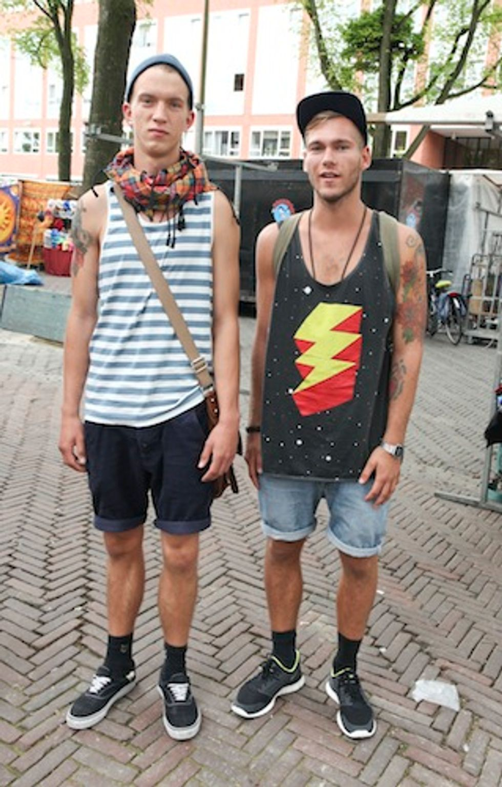 Street Style: Meet Danish Boys Jacques and Anders