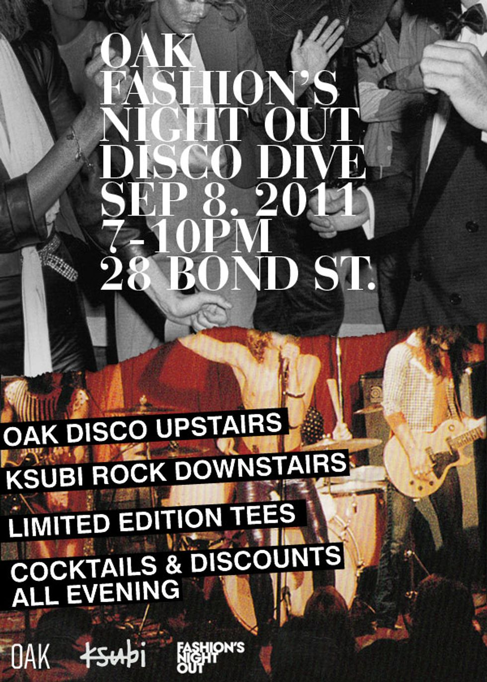 OAK's Disco Moment for FNO