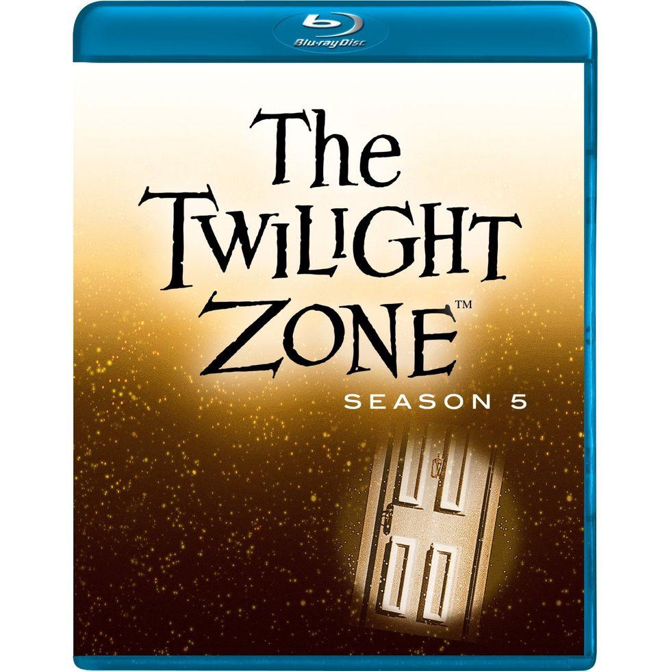 Groundbreaking, Spooky The Twilight Zone: Season 5 On Blu-ray