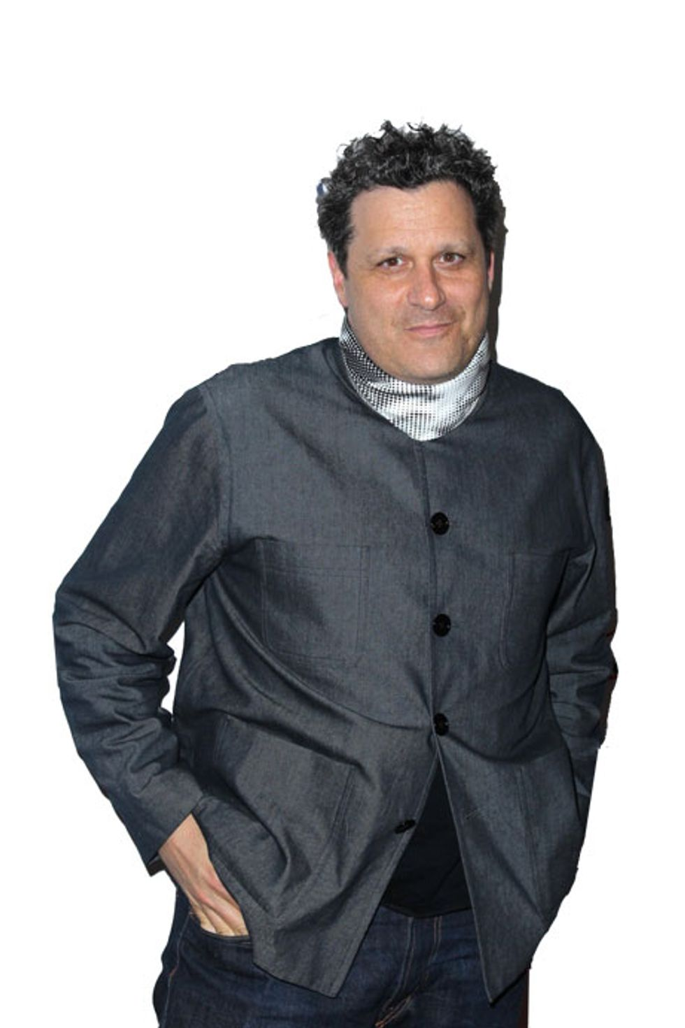 Isaac Mizrahi on Not Showing at Fashion Week and Psychics