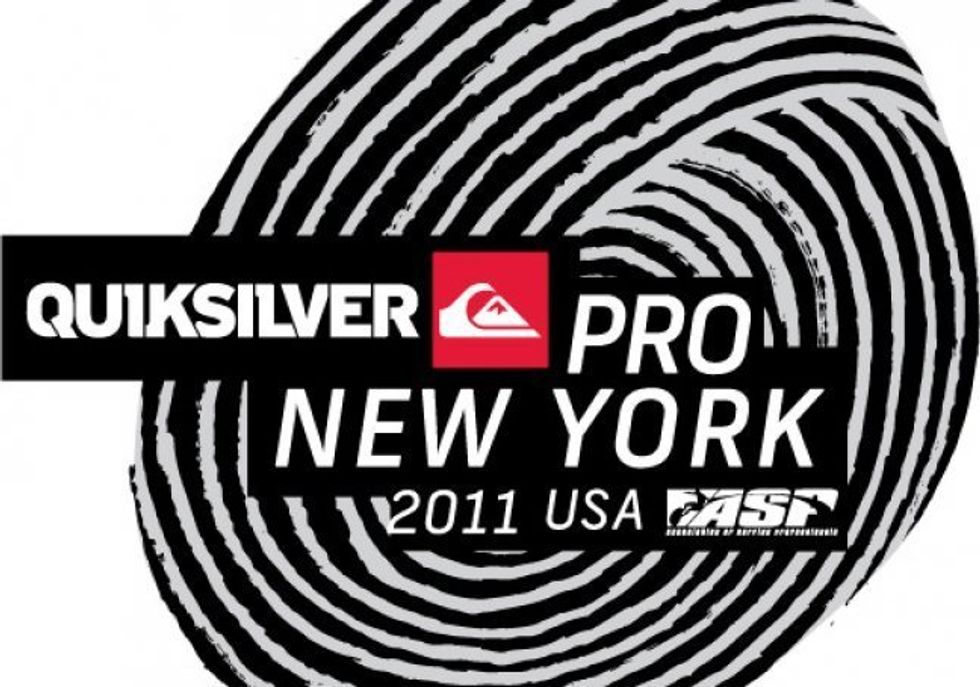 Quiksilver Pro NY Cancels Bands Due to Irene, Surfing and Skating Remain