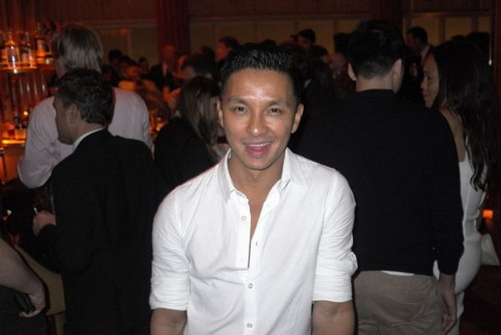 Prabal Gurung on His New Collection and His Mom