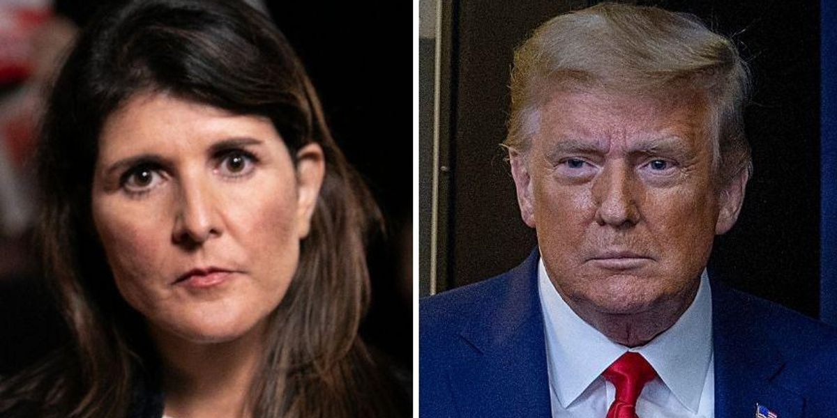 Nikki Haley Says Trump Will Be 'Judged Harshly' by History - Second Nexus