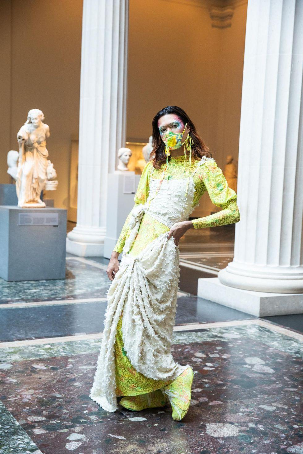 West Dakota Brings Collina Strada to Life at the Met