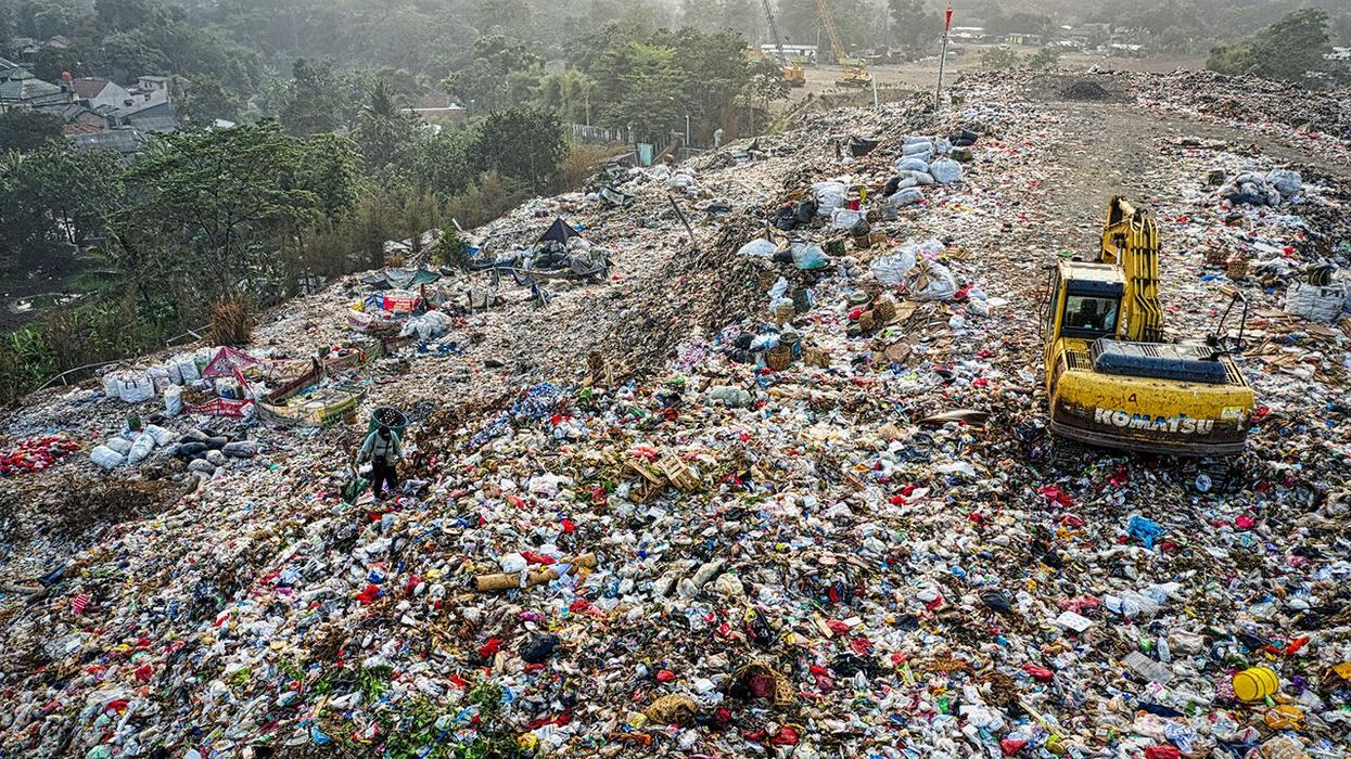 Why Plastic Pollution Is a Producer Responsibility