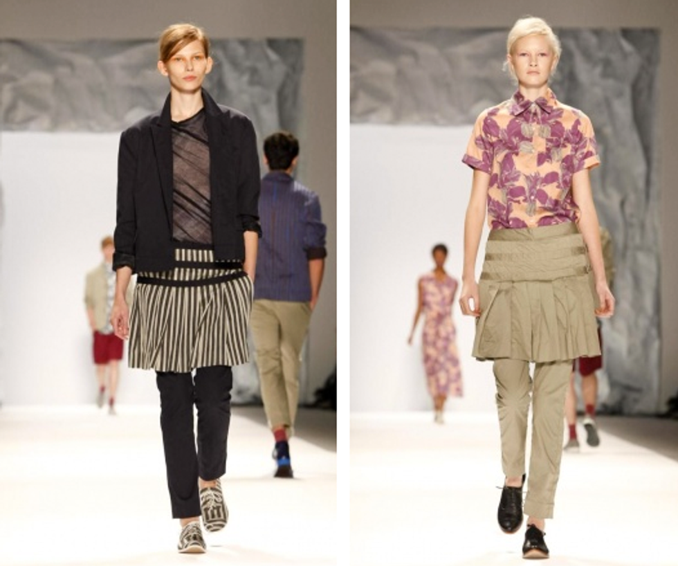 Skants! Our Favorite Trend at Richard Chai Love S/S 12