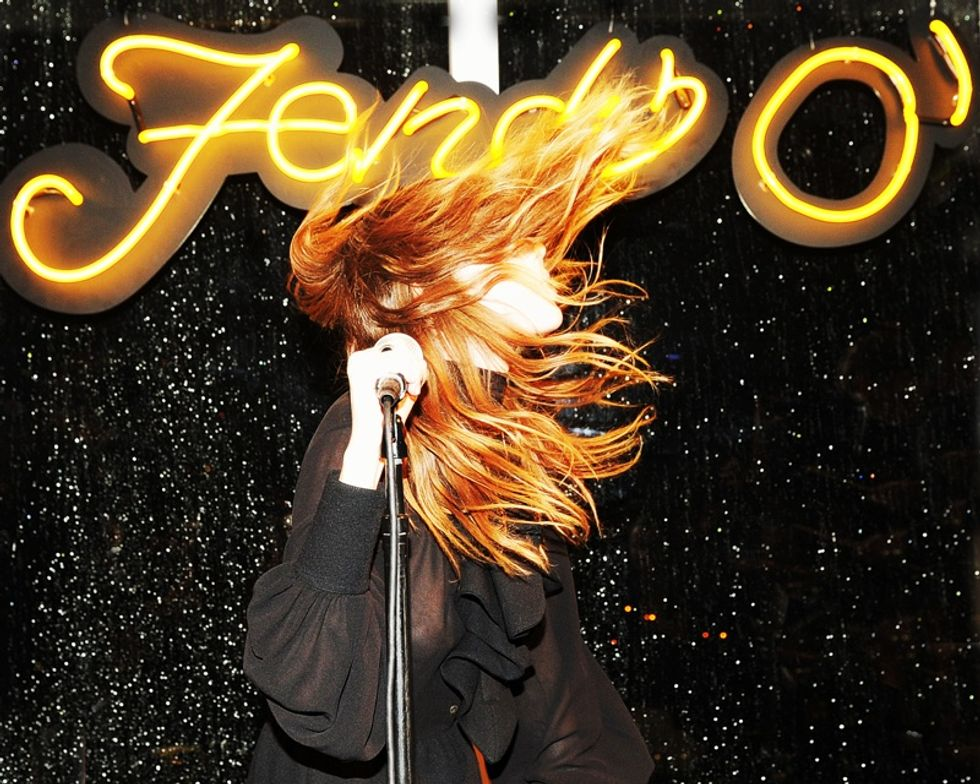 Fendi's Fete With Lykke Li:NYFW Party Mania Begins
