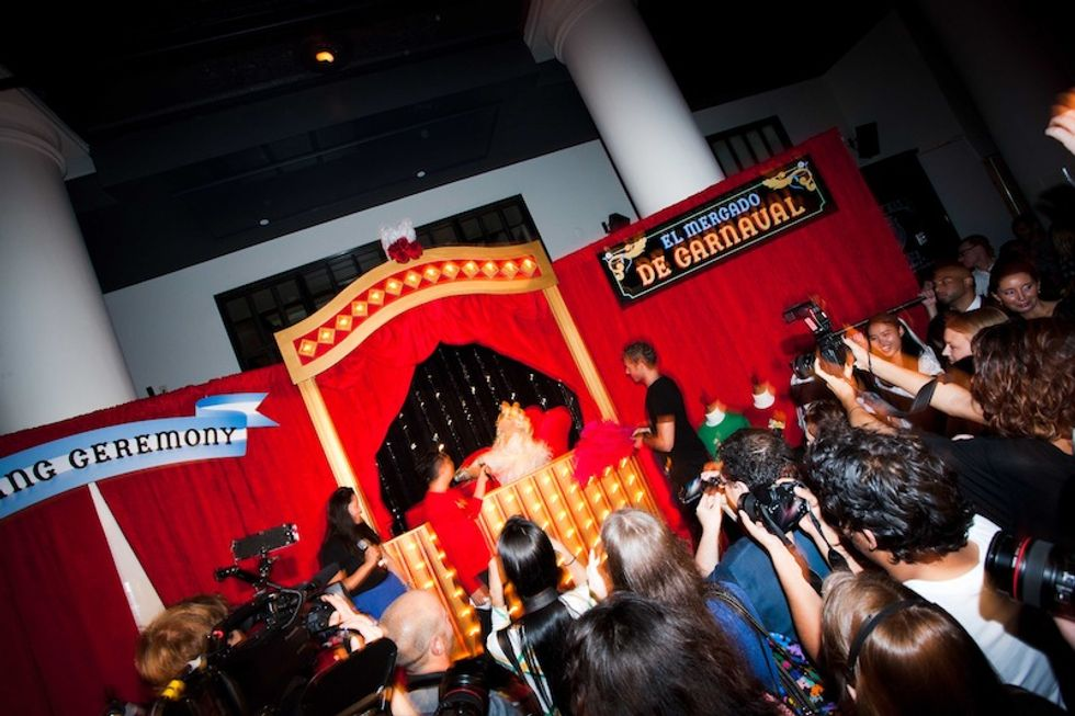 """Fashion Carnies: Opening Ceremony's """"Mercado de Carnaval"""" at the Ace Hotel"""