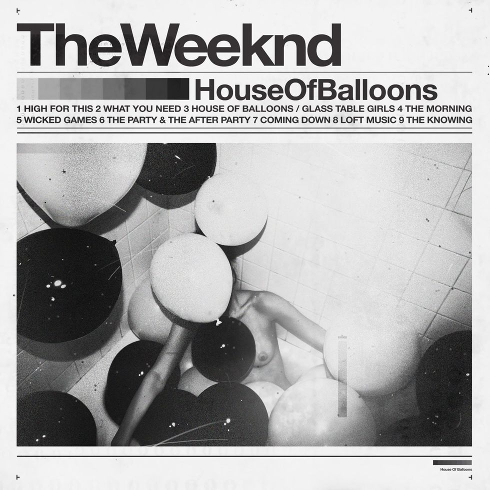 Eight Items Or Less: Richard Hambleton Tonight + The Weeknd Next Week