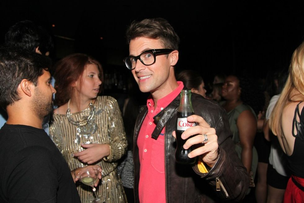 Where's Brad Goreski's Bow-Tie? And Other Mysteries at the Prabal Gurung After-Party