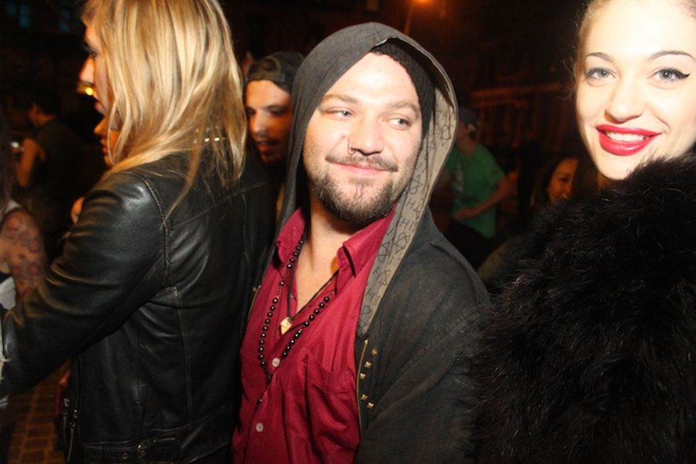 NYFW Oyster Cult: Scenes From Oyster Magazine's Party with Cut Copy