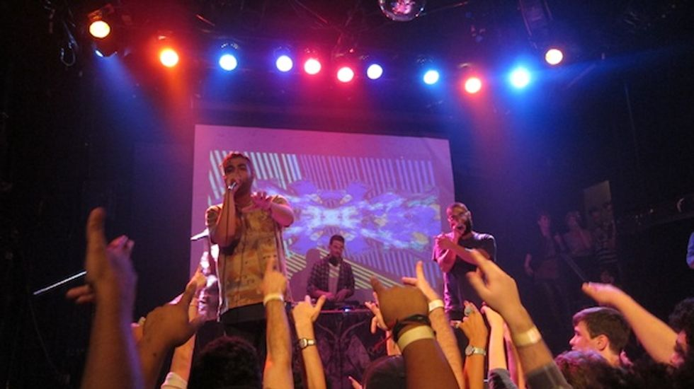 Das Ist Good! Das Racist Take Over Bowery Ballroom