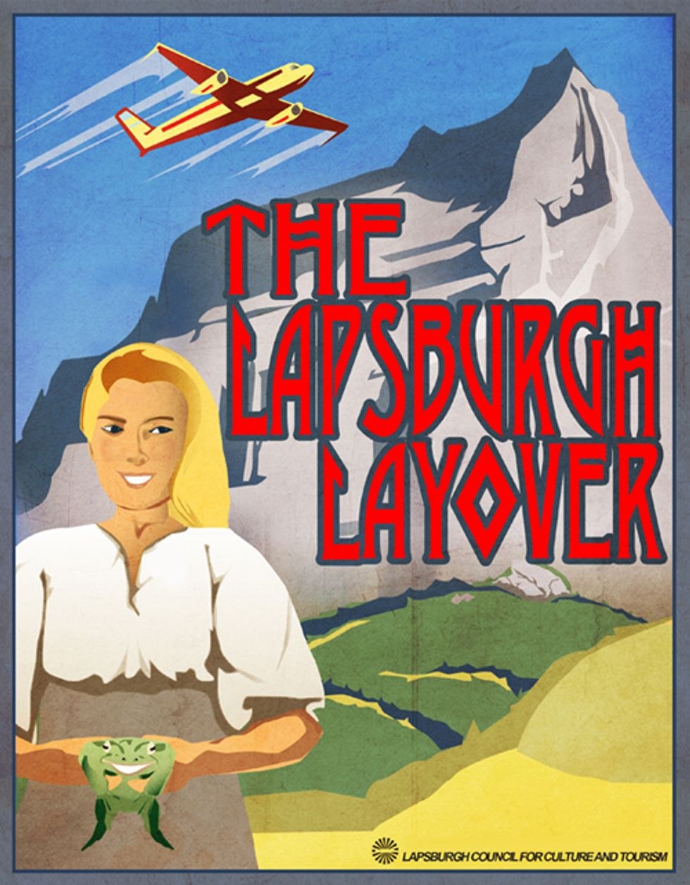 Stage Notes: The Lapsburgh Layover