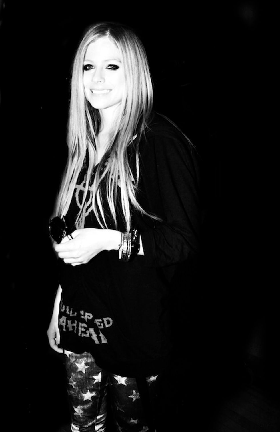 Sk8er Girl: Scenes From Avril Lavigne's Abbey Dawn Show