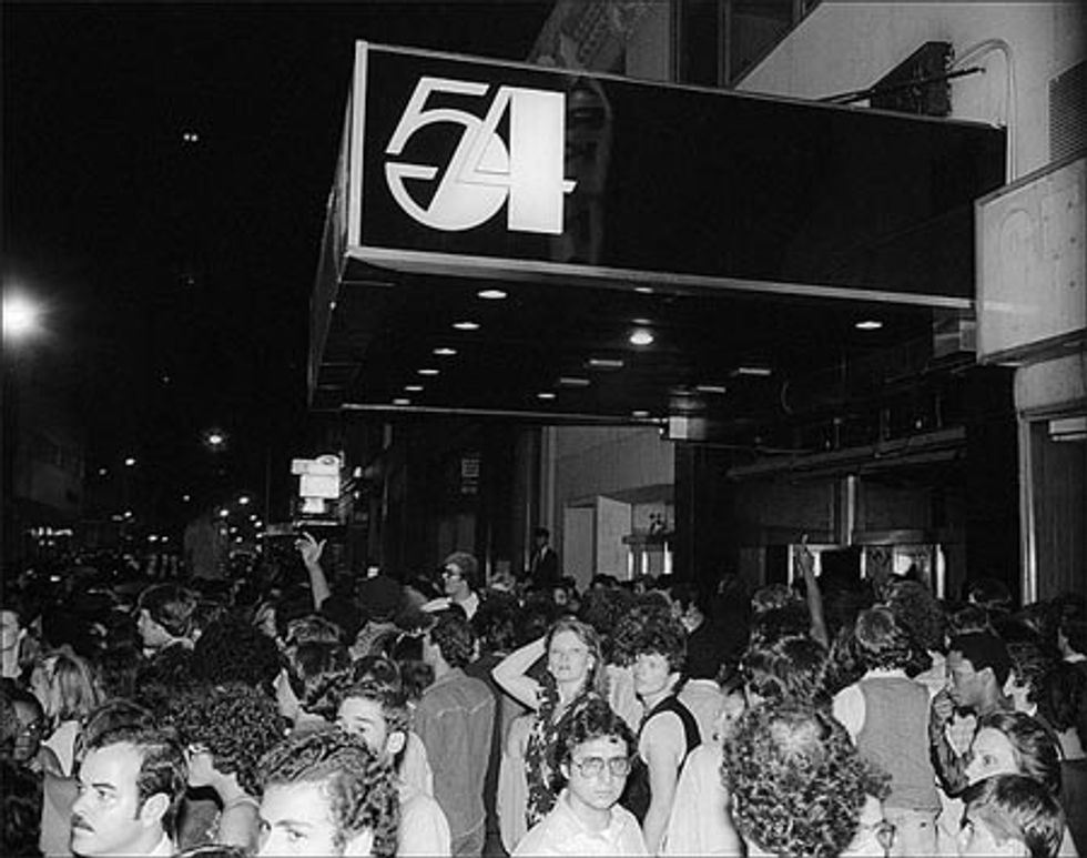 Eight Items Or Less: Studio 54 Re-Opening For One Night + Karen O's Opera