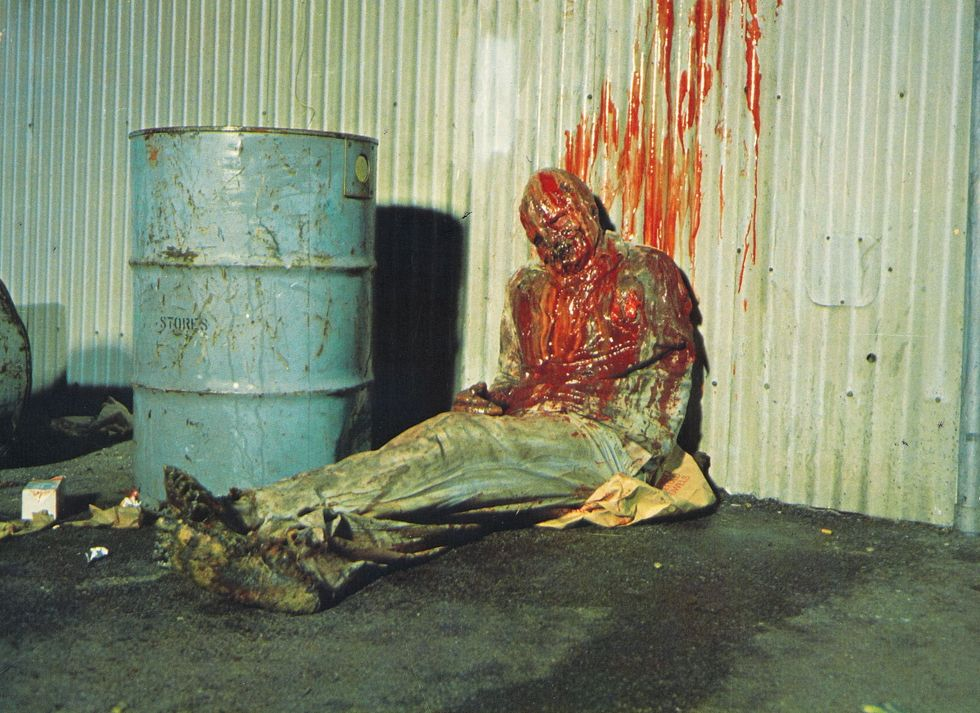 Fun Sci-fi Monster Movie The Incredible Melting Man On DVD