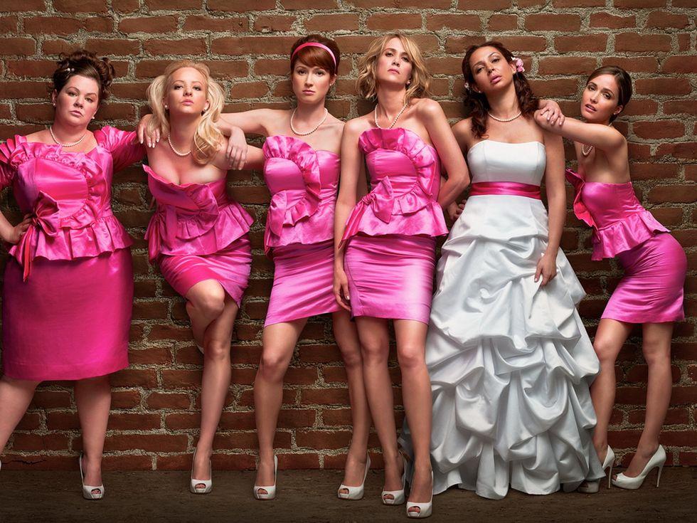 Free Stuff Alert! PAPERMAG's Bridesmaids DVD Giveaway